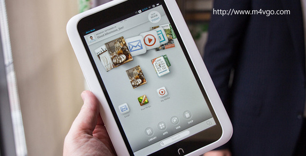 iTunes to Nook Tablet 7 - Play iTunes movies on Nook TAblet 7