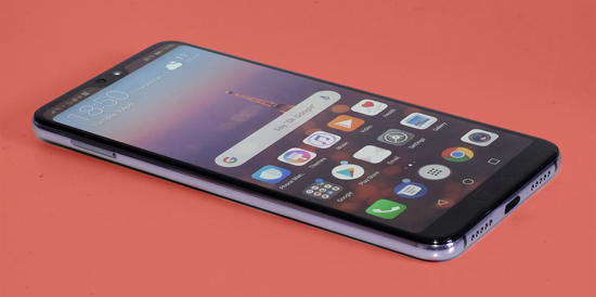 Transfer and watch iTunes M4V movies on Huawei P20 Pro