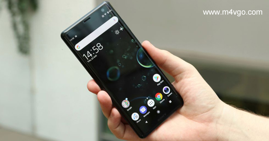 Transfer and play iTunes movies on Xperia XZ3